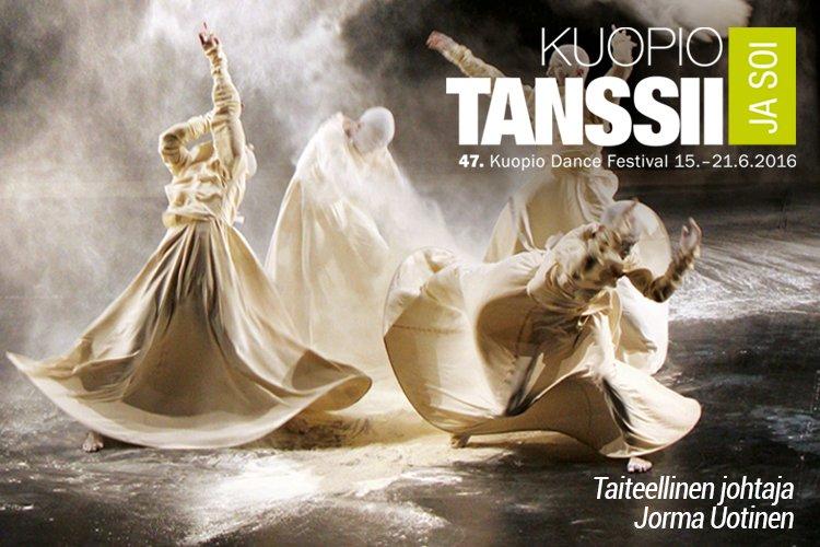 kuopio tanssii ja soi 2016