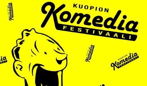 Komediafestivaali Kuopiossa 9.-11.6.2016