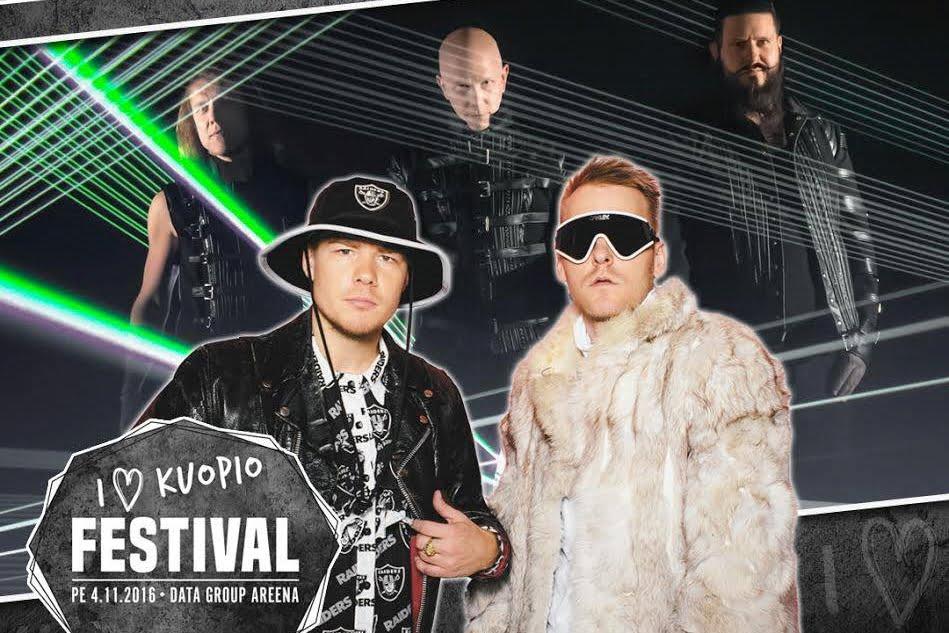 I love Kuopio Festival 2016