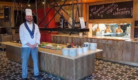 Hotelli IsoValkeisen ravintola