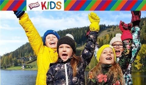 Tahko Kids syysloma