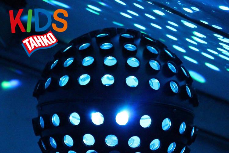 Tahko Kids_Lasten disco