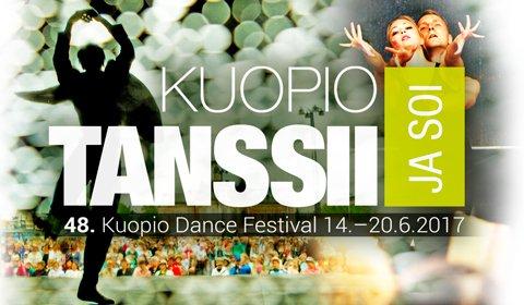 Kuopio Tanssii ja Soit 2017