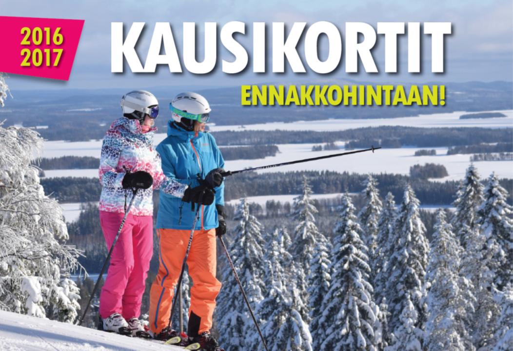 Tahkonrinteet_kausikortit ennakkohintaan 2016