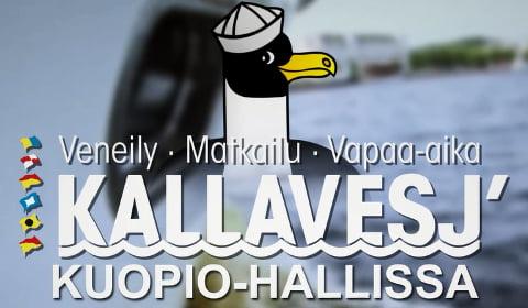Kallavesj´messut Kuopio hallissa