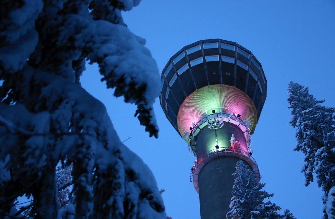 Puijo tower Kuopio