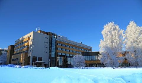Scandic Kuopio_winter