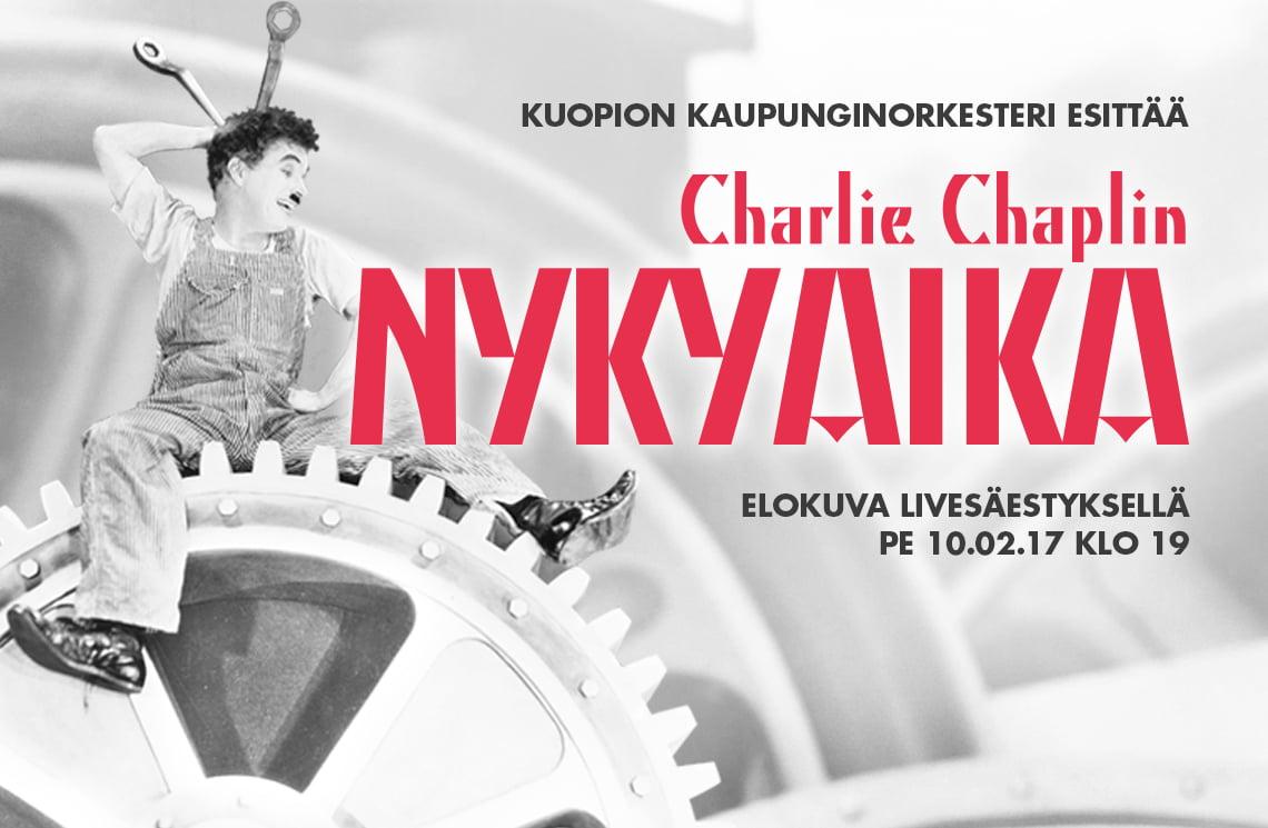 Chaplin nykyaika_Kuopion Musiikkikeskus