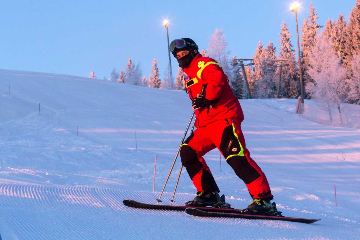 Tahkon ski patrol