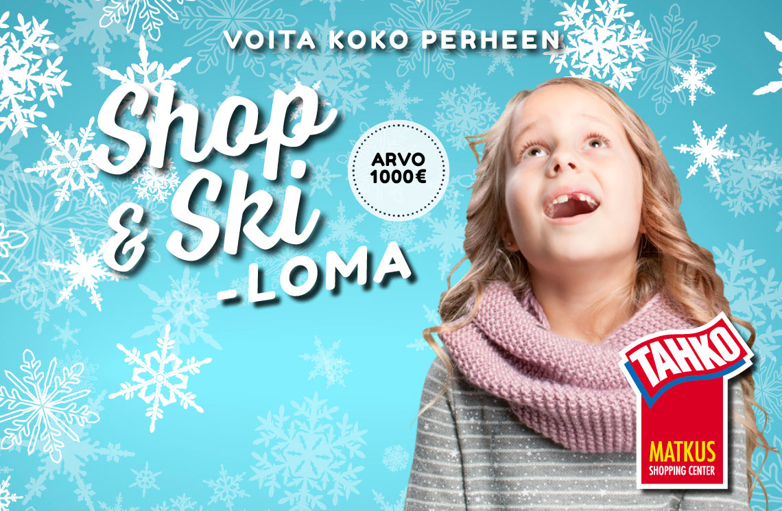 Tahko-Matkus_Shop and Ski