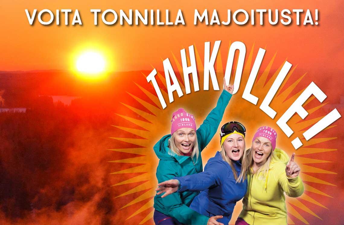 Tahkon-talvi_Voita-tonnilla-majoitusta-Tahkolle