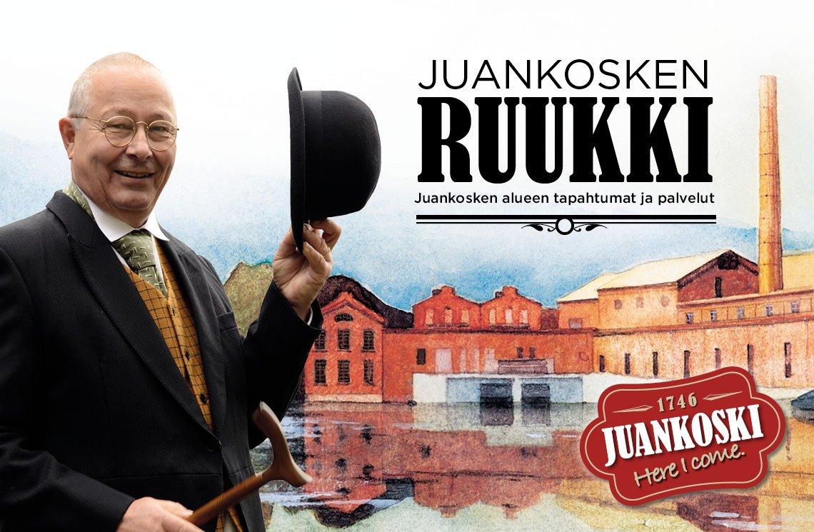 Juankosken Ruukki_tapahtumat