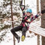 Kiipeilypuisto Leppis avataan Vesileppis Areenan viereen.