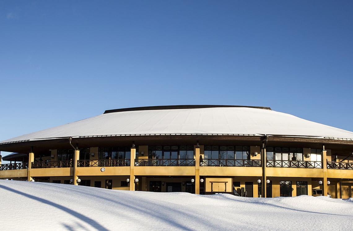 Golden Resort winter