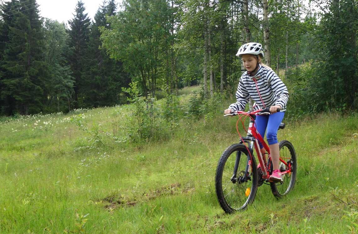 Tahko-maastopyöräilyreitit