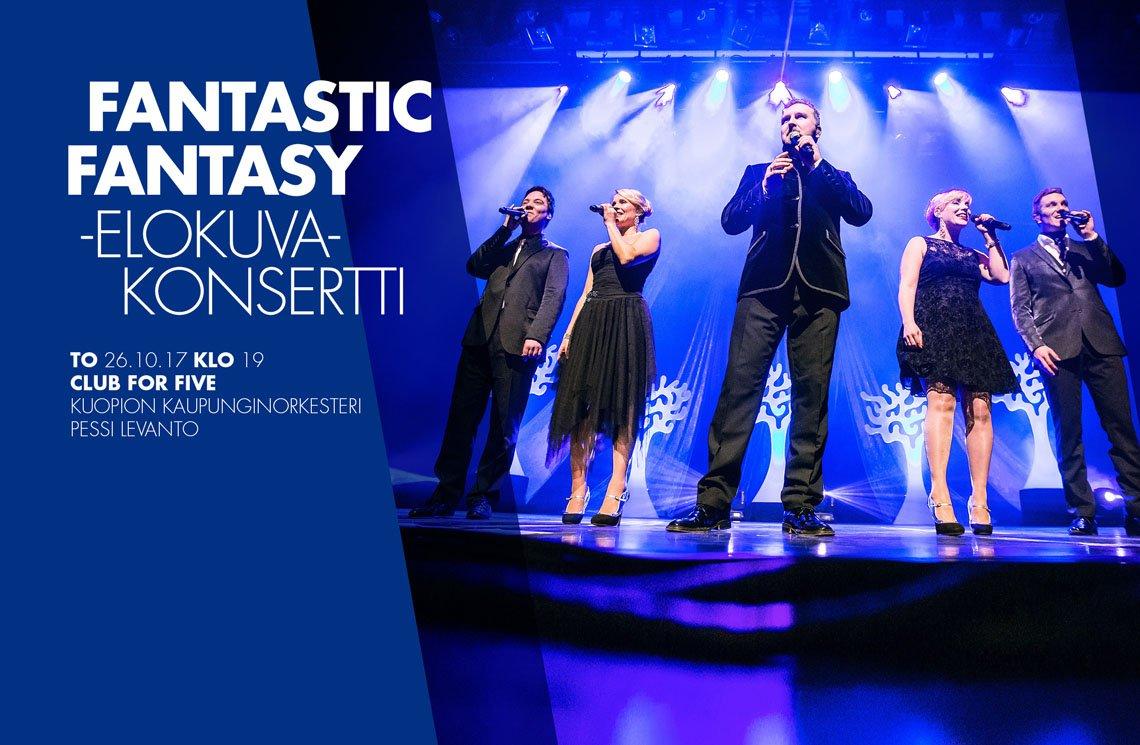 FantasticFantasy_Kuopion Musiikkikeskus
