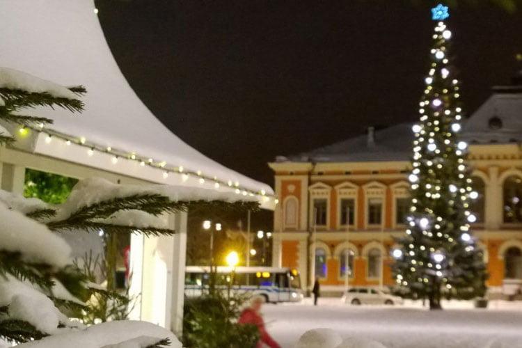 Joulu-Kuopiossa