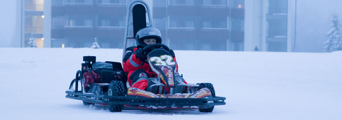 Tahko-Karting-on-ice
