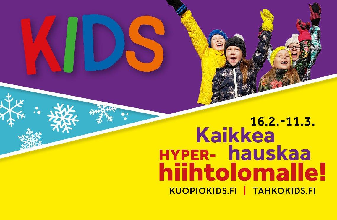 KIDS Hyperhiihtoloma